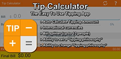 Most excellent Tip Calculator Applications or apps toward Download