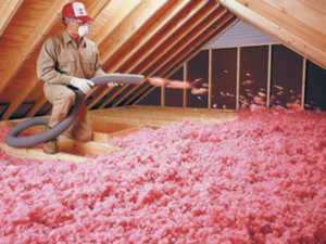 Insulation installers worker and companies